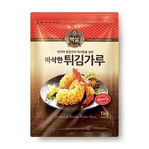 [CJ]바삭한 튀김가루 1kg