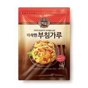 [CJ]백설 바삭한 부침가루 1kg