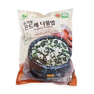 [코스트코 냉동] 한우물 곤드레나물밥 262g x 5