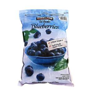 [코스트코 냉동] 블루베리 2.27kg