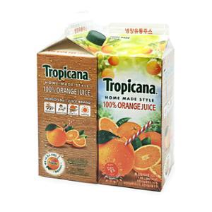 [코스트코 냉장] 트로피카나 오렌지주스 1.89L x 2개입