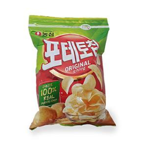 농심 포테토칩 390g