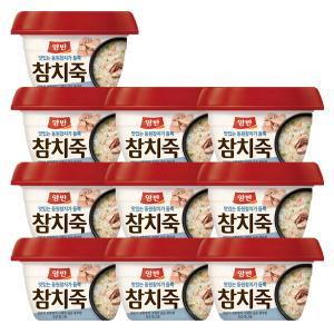 [동원] 양반 참치죽 285g*10개