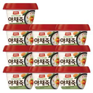 [동원] 양반 야채죽 285g*10개