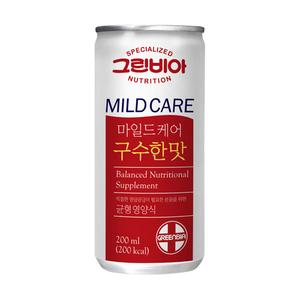 ★브랜드특가★ [정식품] 그린비아 마일드케어(GREENBIA MC) 200ml×30캔