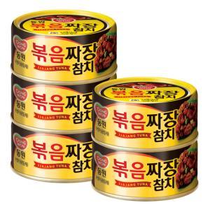 [동원] 볶음짜장 참치 100g*5캔
