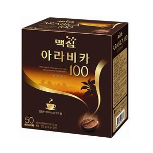 맥심 아라비카100 커피믹스 50T