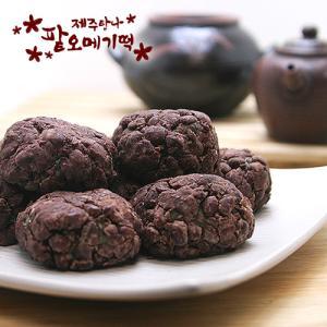 [올찬농산] 제주탐나 팥 오메기떡 (20개입)