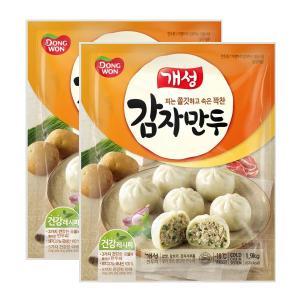 [동원] 개성감자만두 1.9kg 지퍼백x2봉