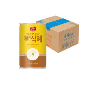 [동원] 밥알없는 정식혜 175ml*30캔/ 1박스