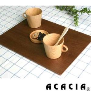 아카시아 _ 원목무늬결 우드식탁매트 2종 (내츄럴,브라운중 선택)