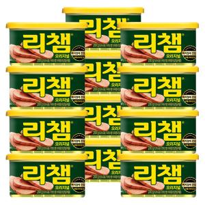 [동원] 리챔 200g*12캔