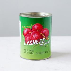 [본타몰] 대화 리치 통조림 560g