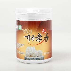 경신바이오 발효 꽃송이버섯 천 원통형