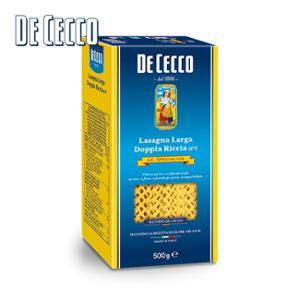 [데체코 DECECCO] 라자냐 500g