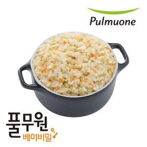 풀무원 이유식 완료기 1일3팩,2주14일