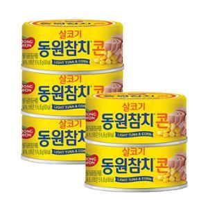 [동원] 동원참치 콘 85g * 5캔