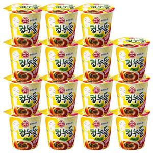 [오뚜기] 컵누들 매콤한맛 컵 37.8g