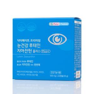 [닥터메이트]눈건강 루테인 지아잔틴 1박스 60캡슐 2개월분