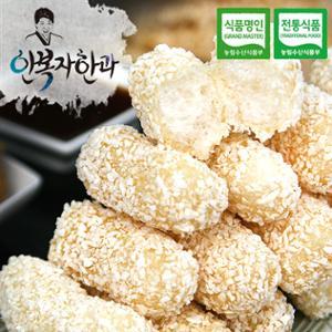 [안복자한과] 쌀강정 500g x 1(벌크)