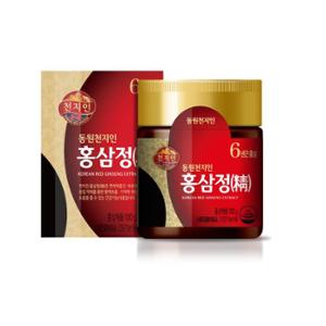 천지인 홍삼정(精) 100g / 쇼핑백 포함