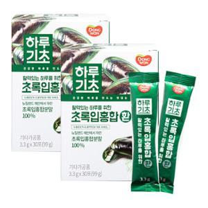 ★1+1★ [동원] 하루기초 초록입홍합 환 (3.3gx30포) / 총 2개
