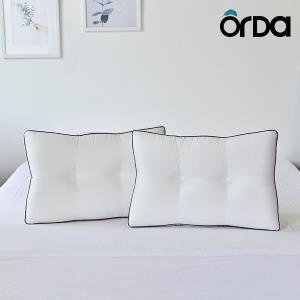 오르다 호텔식 레시브 빨아쓰는 경추베개솜 40x60 (1+1)