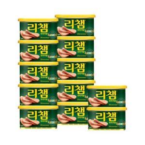 리챔 200g* 12캔 ( 10 + 2 )
