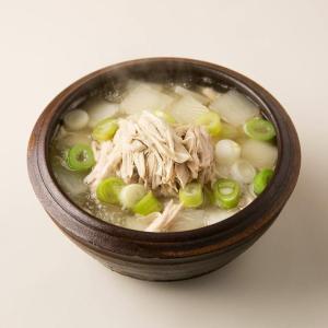 황기닭곰탕(650g/2인분)