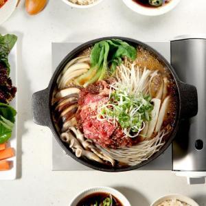 서울식소불고기전골