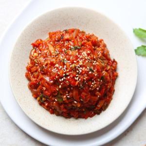 오징어탕탕이 비빔젓갈(180g)