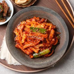 가정집 오징어불고기/셀프(380g)