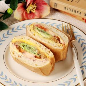햄치즈 치아바타 샌드위치 (한개)