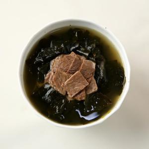 [더반찬] 쇠고기미역국 3set (650g*3ea)