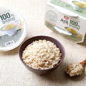 [동원] 쎈쿡 100% 발아현미밥 (195g/3개입)