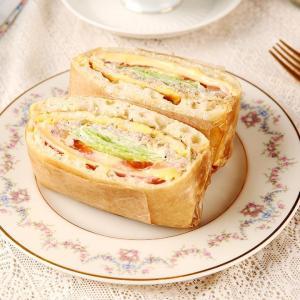 참치마요 치아바타 샌드위치 (한개)