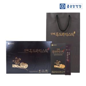[아울렛] 종근당건강 상쾌흑도라지스틱 (10mlX30포) 1박스