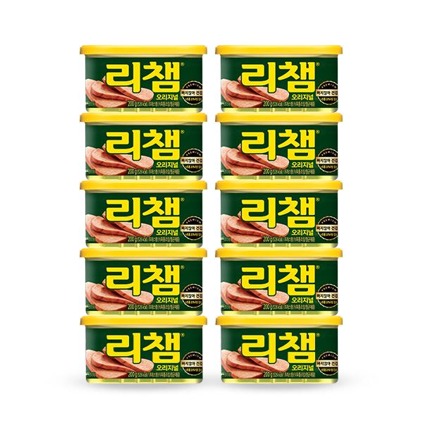 [동원] 리챔 200g*10캔