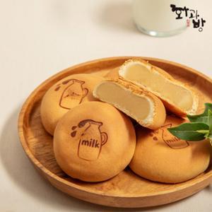 [화과방] 유기농 우유로 만든 우유앙빵(35gx30개입)