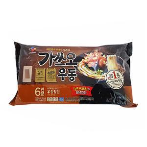 [코스트코 냉장] CJ 가쓰오우동 1399g (6인분)
