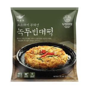 [사옹원] 부침명장 녹두빈대떡 400g