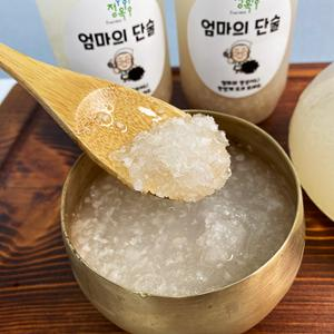 정옥 시원달콤 엄마의 단술(식혜) 500ml x 5병