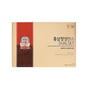[정관장] 홍삼정밸런스 듀얼세트 x 2ea