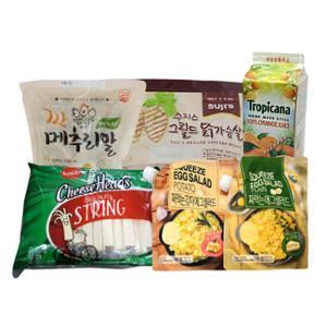 코스트코 필수 인기상품★깐메추리알, 치즈, 코다리냉면, 닭가슴살, 나또, 두부~