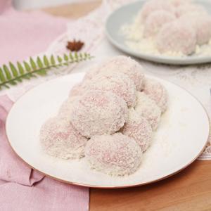 [헐레벌떡] 한입에 쏙 딸기 크림치즈모찌 40g 10개 x 2팩