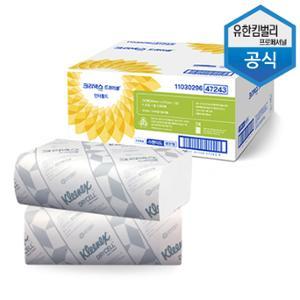 [크리넥스] 드라이셀 핸드타올 F250 5000매 페이퍼 타월 47243