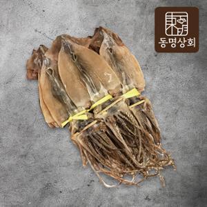 [동명상회] 동해안 마른오징어 10마리 400g내외