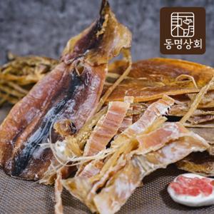 [동명상회] 울릉도 마른오징어 5마리 200g 내외