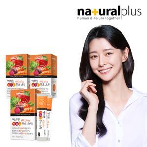 권나라 에버핏 ABC주스 젤리 스틱 15포 3박스 / 유기농원료 사용