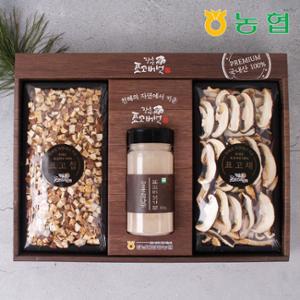 [장흥정남진농협] 표고버섯선물세트 3호